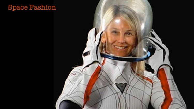 Dava Newman: Space Fashion image