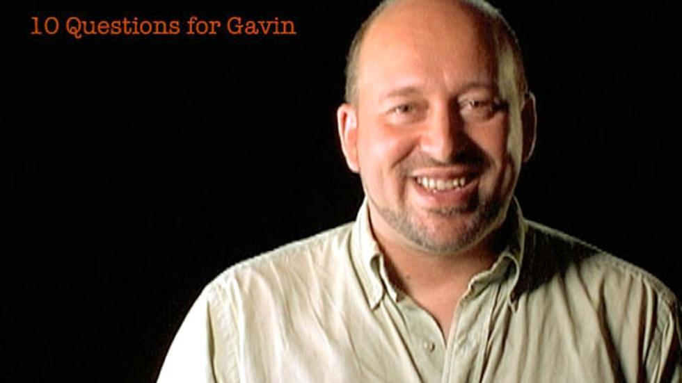 Gavin Schmidt: 10 Questions for Gavin image