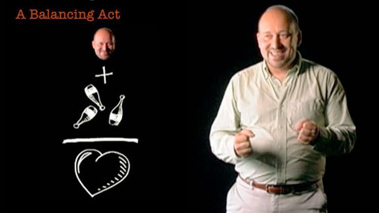 Gavin Schmidt: A Balancing Act image