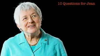 Jean Berko Gleason: 10 Questions for Jean