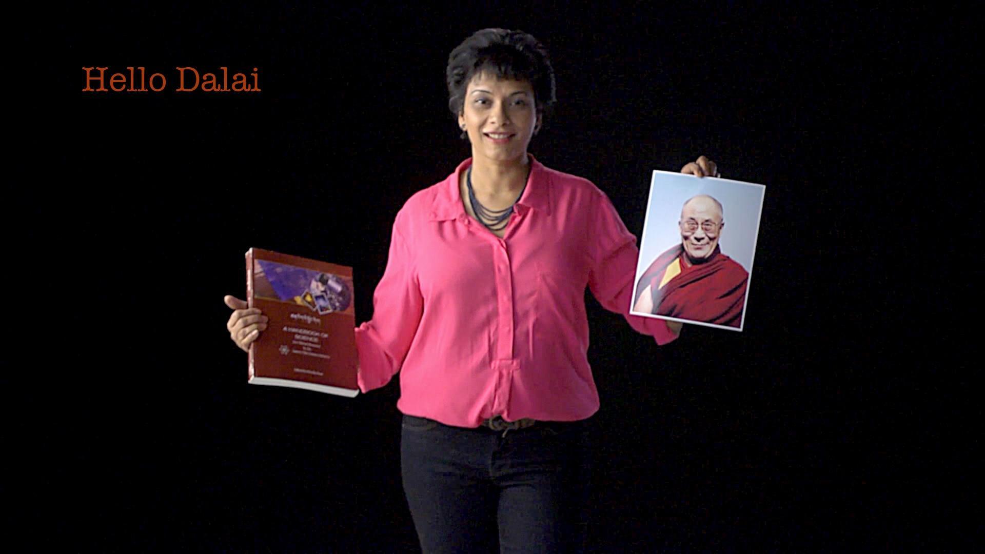 Preetha Ram: Hello Dalai image