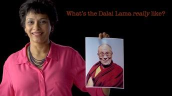 Preetha Ram: What's the Dalai Lama Really Like? image