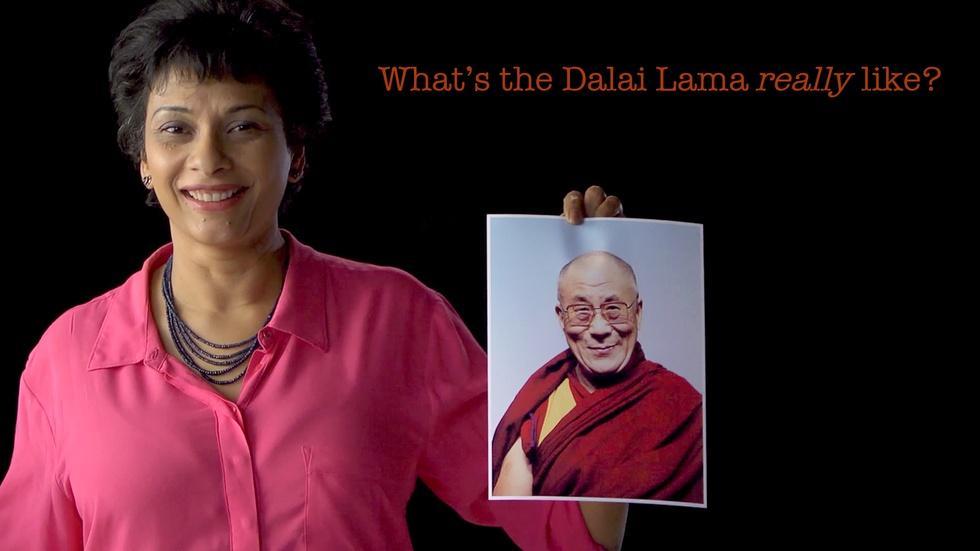 Preetha Ram: What's the Dalai Lama Really Like? image