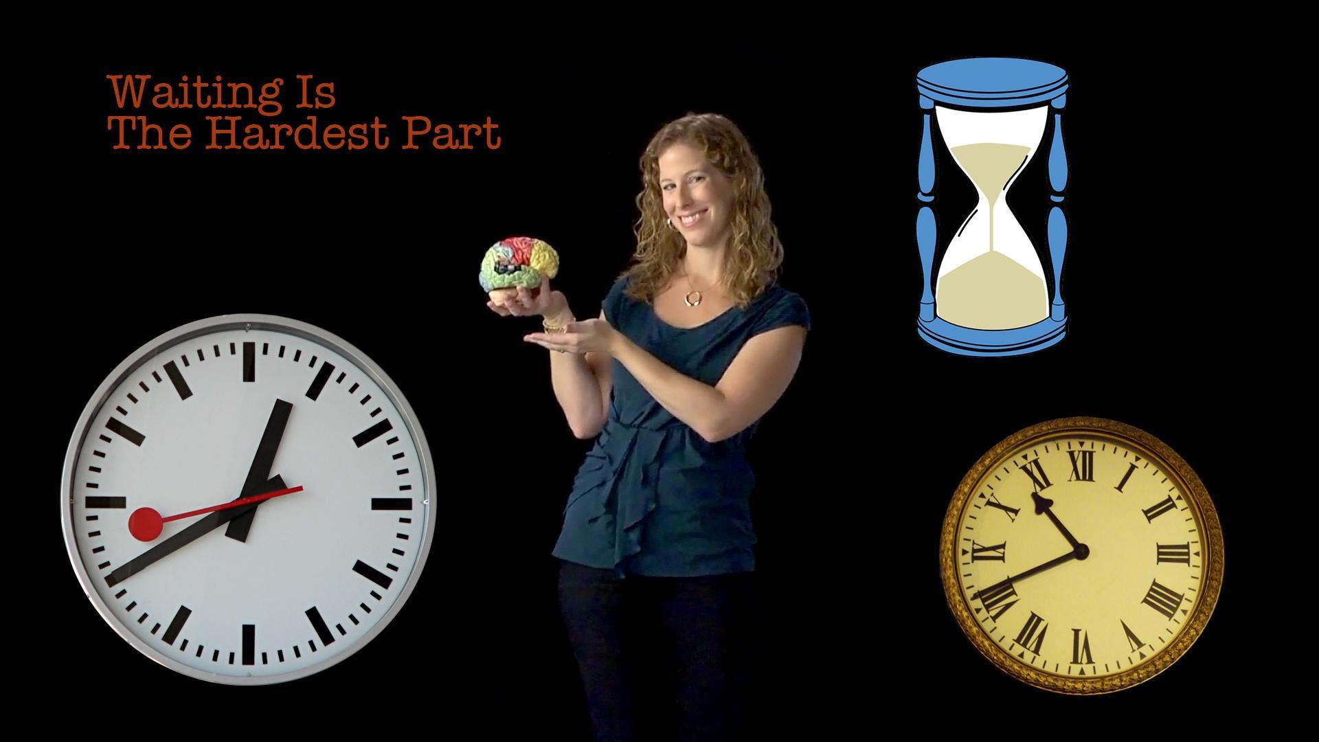 Kate Sweeny: Waiting Is The Hardest Part image