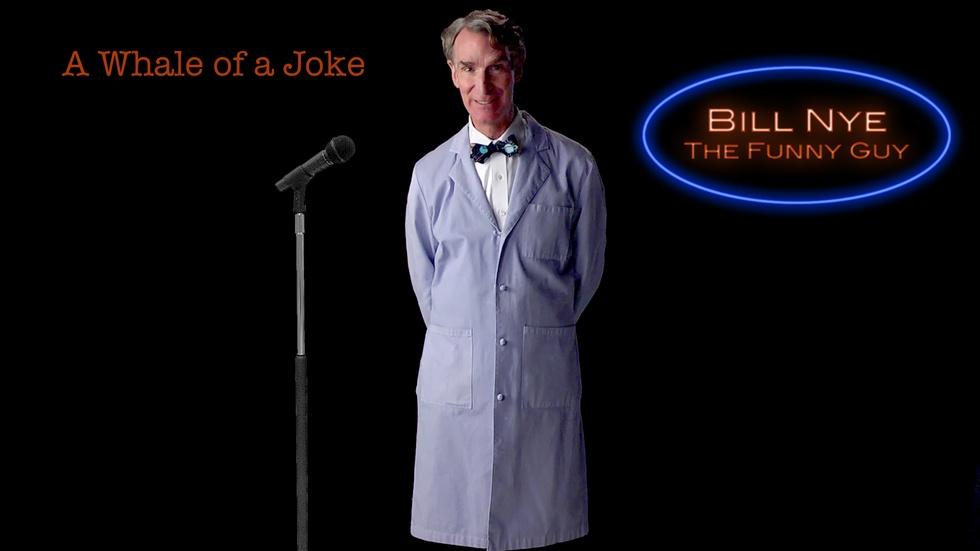 Bill Nye: A Whale of a Joke image