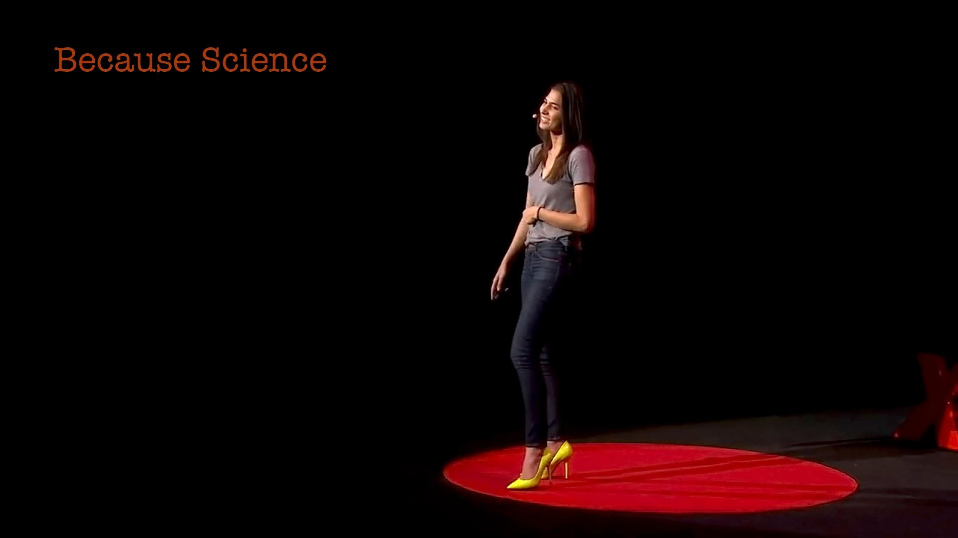 Crystal Dilworth: Because Science image