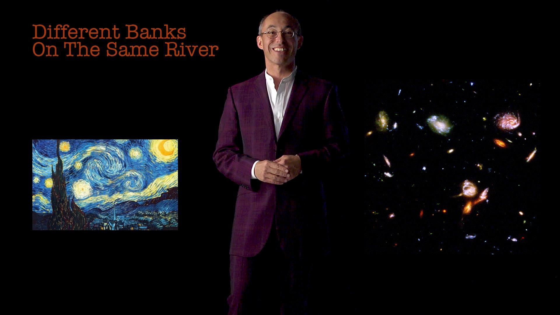 James Levine: Different Banks On The Same River image