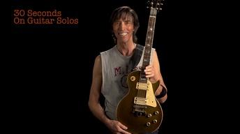 Tom Scholz: 30 Seconds on Guitar Solos