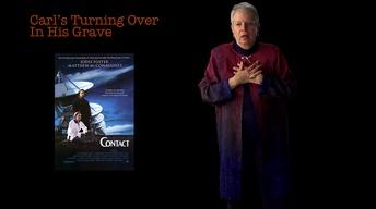 Jill Tarter: Carl's Turning Over In His Grave