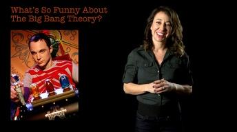 Janna Levin: What's So Funny About The Big Bang Theory?