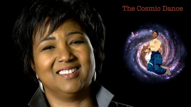 Mae Jemison: The Cosmic Dance