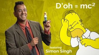 Simon Singh: D'oh = mc²