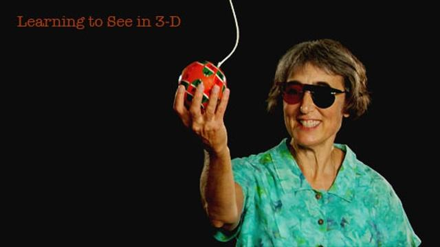 Susan Barry: Learning to See in 3-D image
