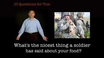 10 Questions for Tom Yang