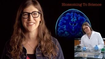 Mayim Bialik: Blossoming To Science image