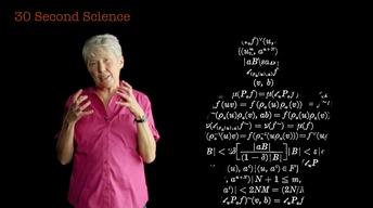 30 Second Science: Maria Klawe