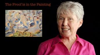 Maria Klawe: The Proof is in the Painting