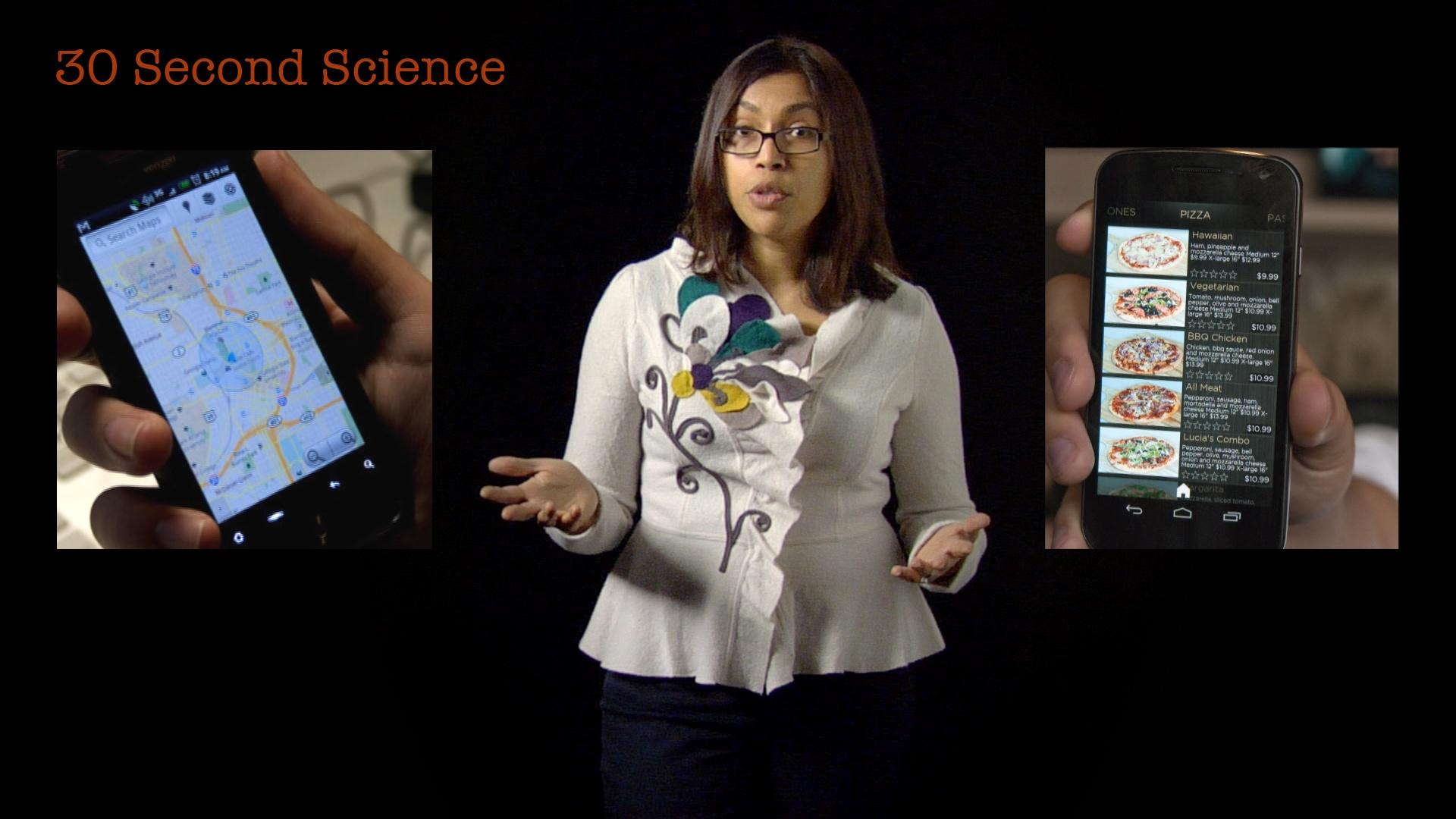 30 Second Science: Tanzeem Choudhury image