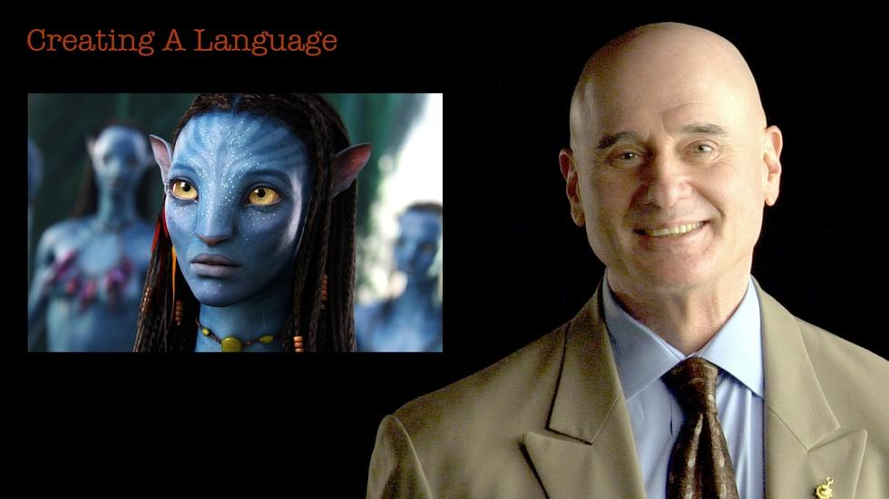 Paul Frommer: Creating A Language image