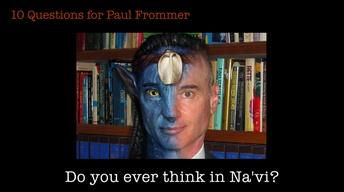 10 Questions for Paul Frommer image