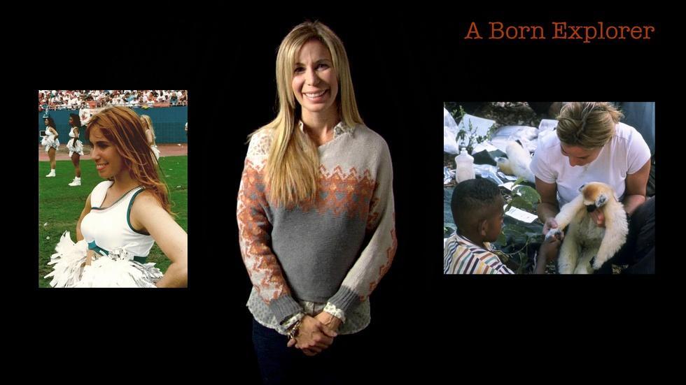 Mireya Mayor: A Born Explorer image