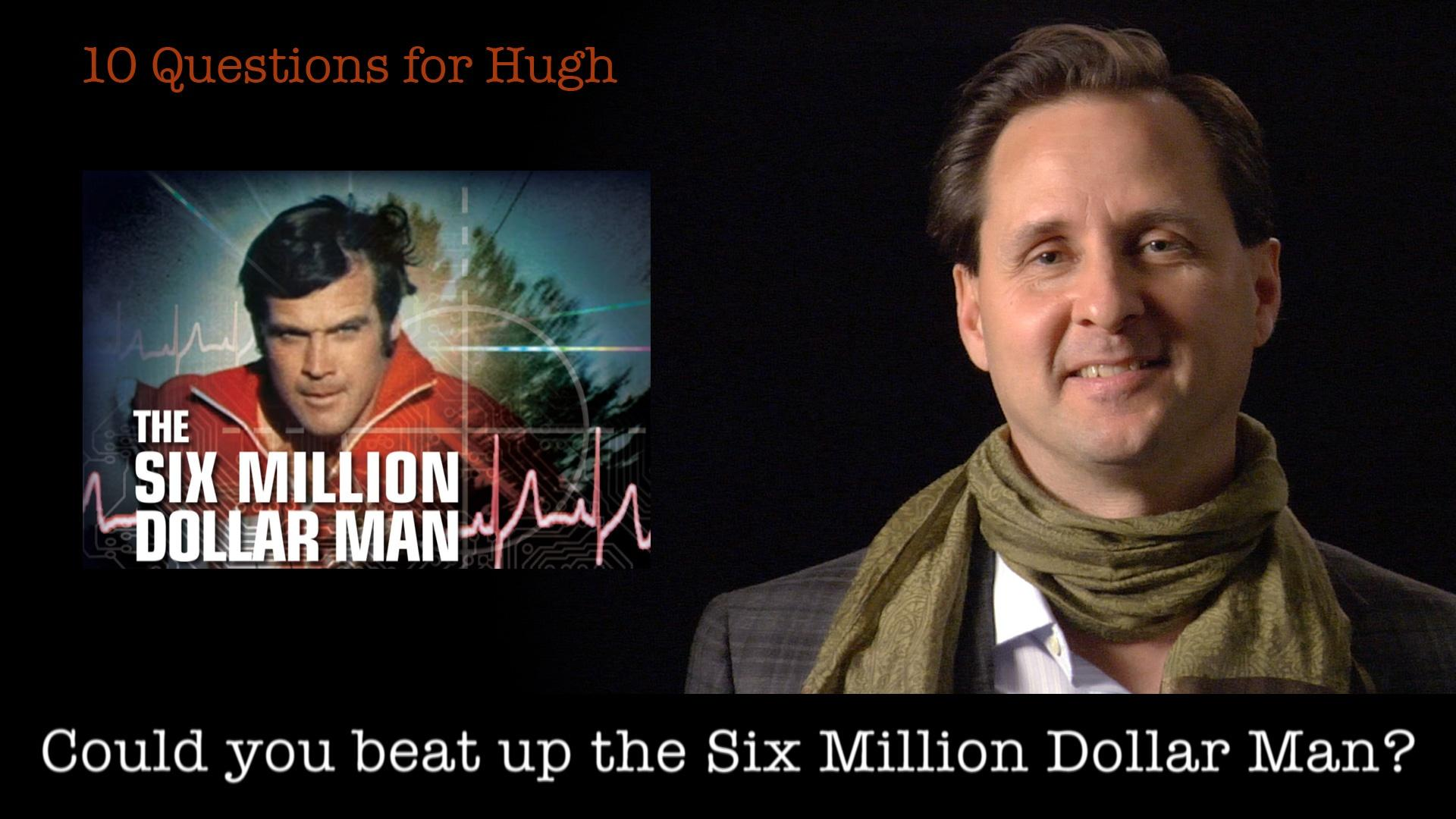 10 Questions for Hugh Herr image
