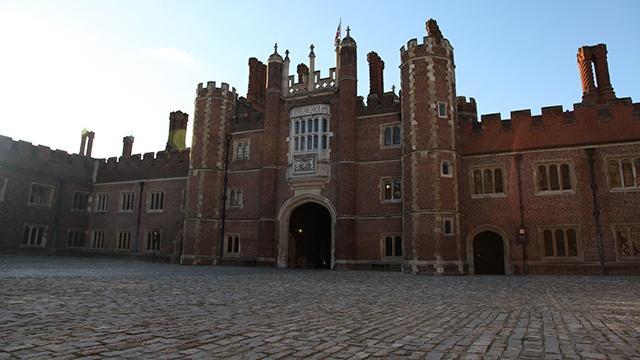 Secrets of Henry VIII's Palace