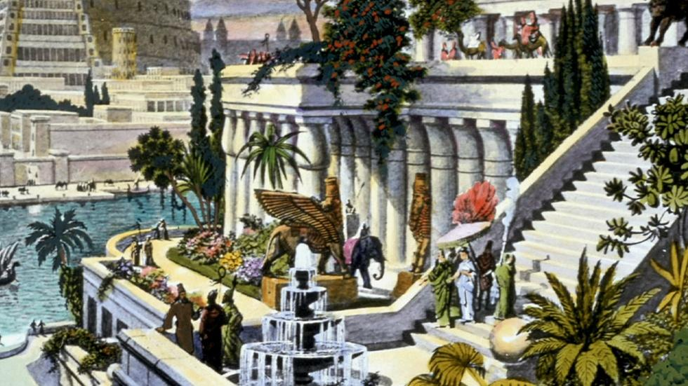 The Lost Gardens of Babylon image