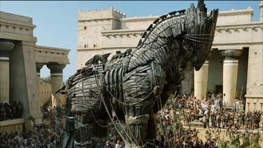 The Real Trojan Horse: Preview