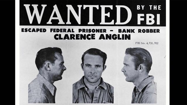 The June 1962 Alcatraz Escape