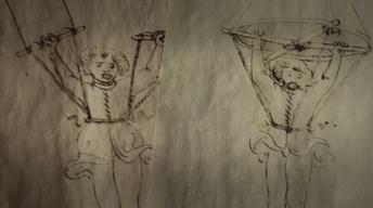 Did Leonardo really invent the parachute?