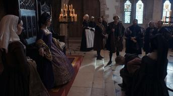 Catherine of Aragon Rules as Regent