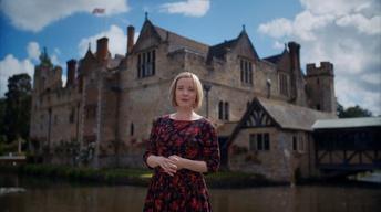 Henry VIII Receives a Gift from Anne Boleyn