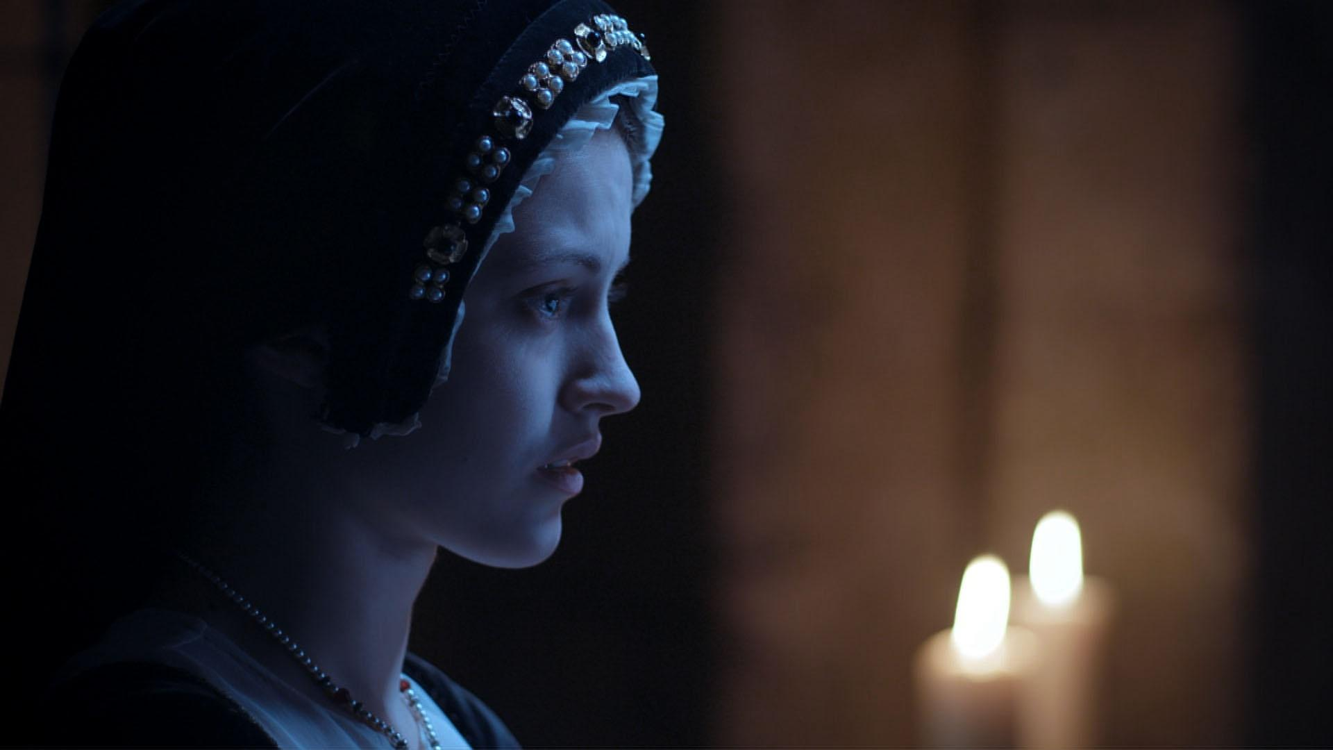 Catherine Howard Confesses to Adultery