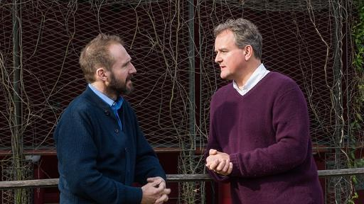 Hugh Bonneville and Ralph Fiennes on Performing Shakespeare