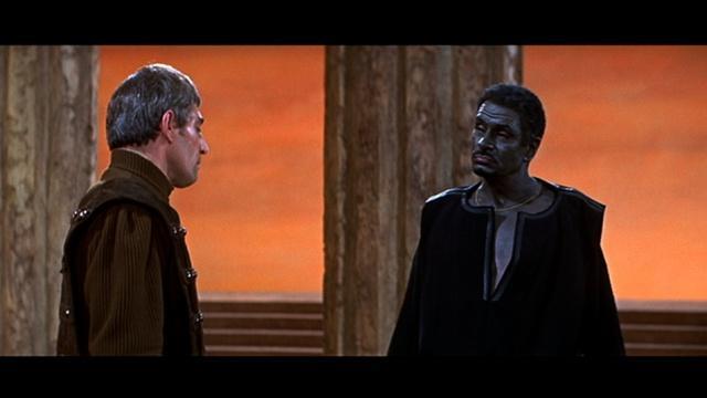 David Harewood on White Actors Playing Othello