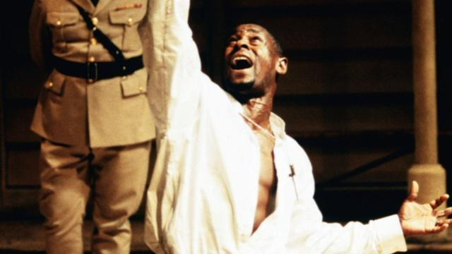 David Harewood on the Racial Prejudice in Othello