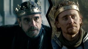 Henry IV & V with Jeremy Irons