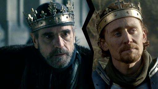 Henry IV & V with Jeremy Irons