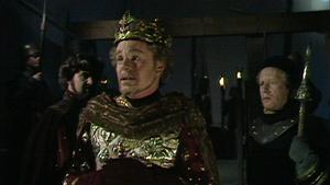 Richard II with Derek Jacobi