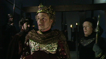 Richard II with Derek Jacobi image