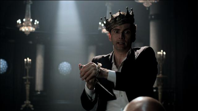 Hamlet with David Tennant