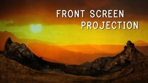 Front Screen Projection Tutuorial