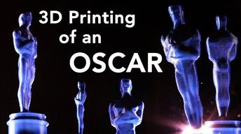 3D Print Your Own Oscar!