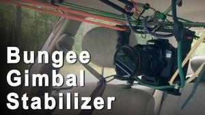 Bungee Gimbal Stabilizer