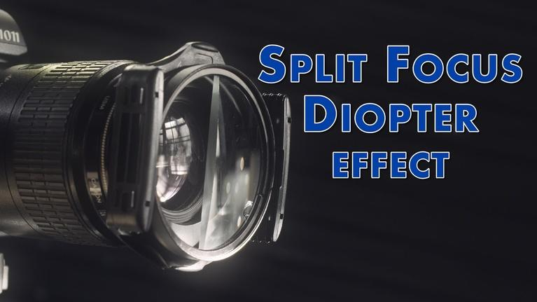 How to use a Split Focus Diopter