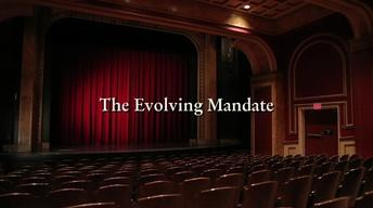The Evolving Mandate