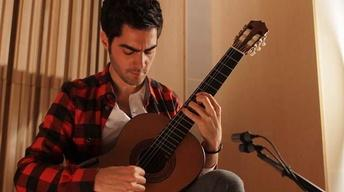 Milos Karadaglic performs Recuerdos