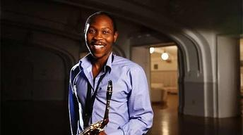 Seun Kuti's Sax and Smile