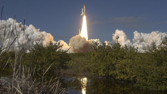 Space Shuttle Columbia - Long Preview